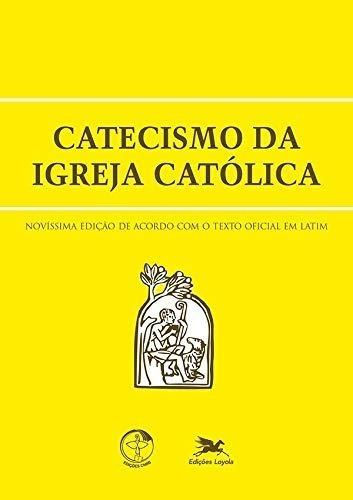 Catecismo Da Igreja Católica - Capa Plástica - Novo, Lacrado