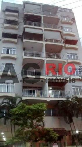 Apartamento-à Venda-praça Seca-rio De Janeiro - Agv22594