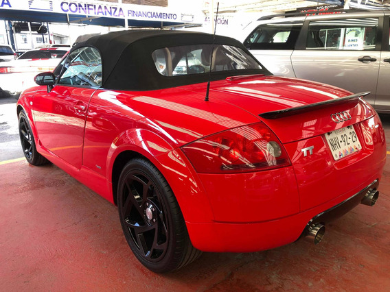 Audi Tt 1.8 Roadster Quattro 6vel 225 Hp At 2003
