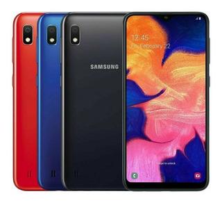 Samsung Galaxy A10 : 32gb/2ram /colores.tienda Lince