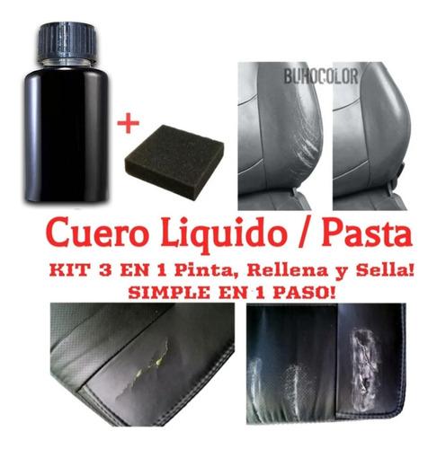 Cuero Liquido - Cuero En Pasta 120ml Todos Colores En Stock