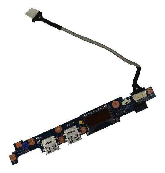 Placa Auxiliar Usb, Power Samsung Ba41-02196a (11752)