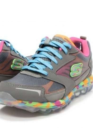 Tênis Skechers Go Run Ride Infantil