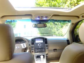 Nissan Pathfinder, Exclusive-line, Luxurious 7-seater, Azul
