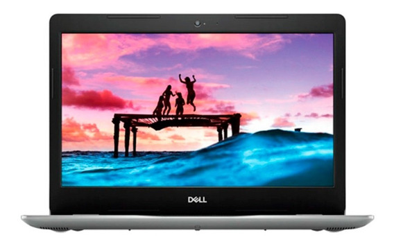 Notebook Dell I3 7020u 4gb Ddr4 1tb 14 Teclado Español Pce