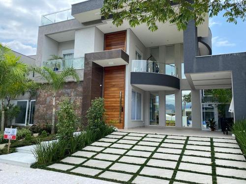 Casa Com 7 Dormitórios À Venda, 617 M² Por R$ 9.990.000,00 - Riviera São Lourenço - Bertioga/sp - Ca2979