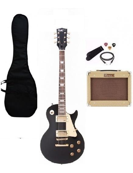 Combo Guitarra Electrica Les Paul Amplificador De 10w
