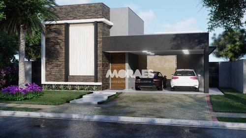 Imagem 1 de 18 de Casa Com 3 Dormitórios À Venda, 227 M² Por R$ 2.250.000,00 - Residencial Lago Sul - Bauru/sp - Ca2113