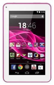 Tablet Multilaser M7s Quad Core Preto Android 4.4 Kit Kat Du