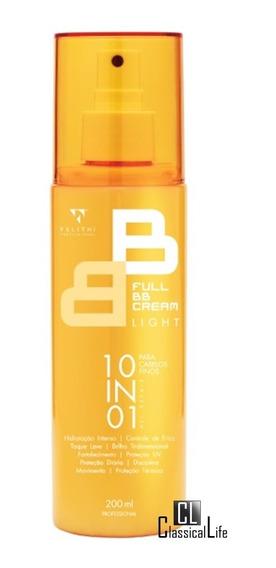 Full Bb Cream Light Felithi 10 In 1 Amarelo Cabelos Finos