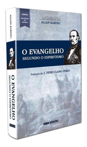 Evangelho Segundo O Espiritismo (o) - Editora Edicel