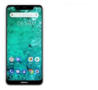 Celular Nokia 5.1 Plus Blanco 15pdaw11a02