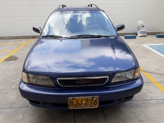 Vendo Chevrolet Esteem Station Wagon Recien Reparado
