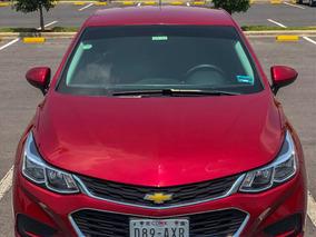 Chevrolet Cruze 1.4 Lt At 2017