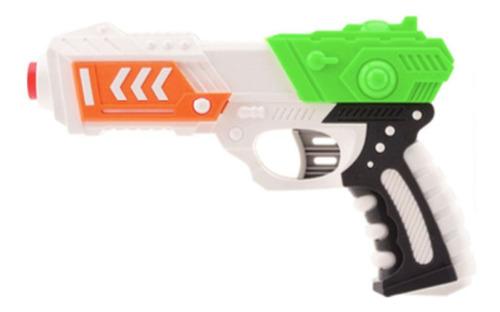 Pistola Lanza Dardos Tipo Nerf Tack Pro Crow 1 31055 Edu