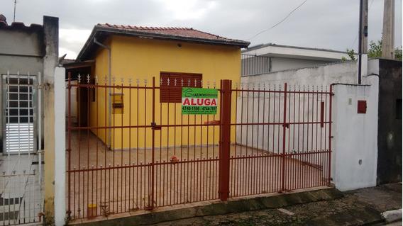 Casa Para Locação - Vila Urupês - Suzano/sp
