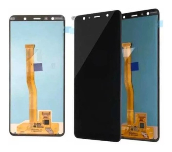 Lcd Samsung A 750 2018