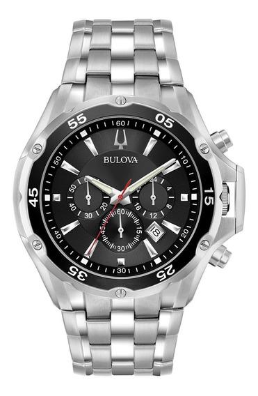 Reloj Bulova Nuevo Watch 98b333 Cuarzo - Entrega Inmediata!!
