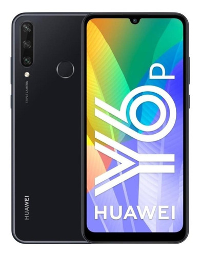 Huawei Y6p Dual SIM 64 GB Midnight black 3 GB RAM