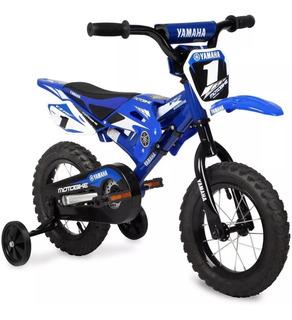 Bicicleta Yamaha Bmx Rin 12 Para Niños 2 A 4 Años