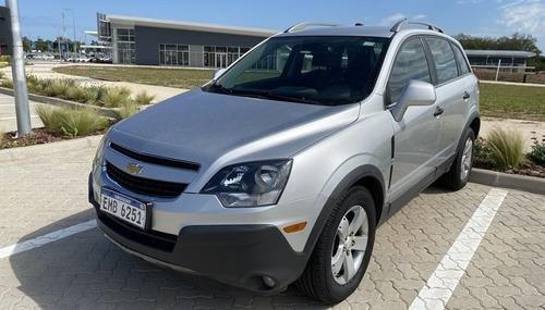 Chevrolet Captiva Sport 182hp 2.4 2017