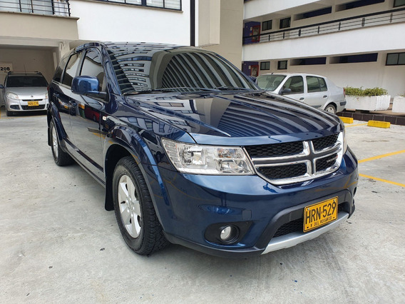 Dodge Journey Automatica Azul 2014