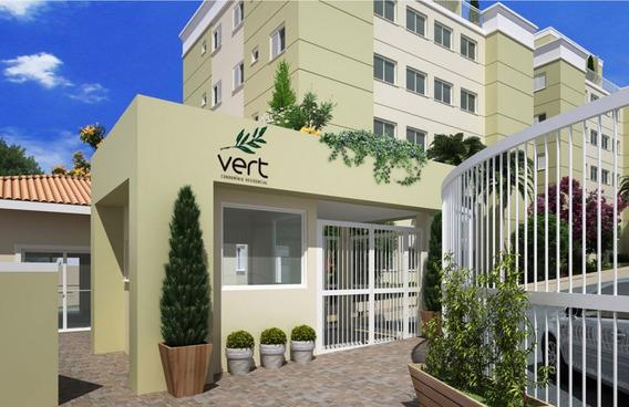 Apartamento Para Venda No Rancho Grande Em Itu - Sp - 1221