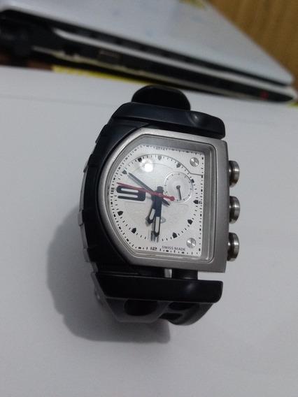 Relógio Oakley Fuse Box (autêntico)