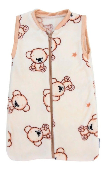 Sleeping Bag Para Bebe Costalito Chiquimundo Teddy Bear