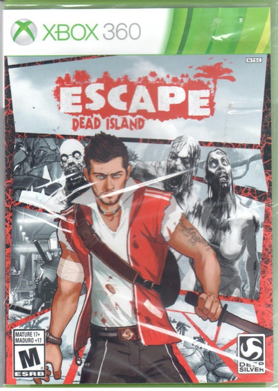 Escape Dead Island Xbox 360 Mídia Física Lacrado