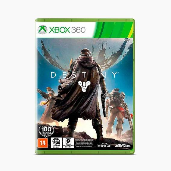 Destiny Xbox 360 - Original - Novo - Jogo Online - Requer Hd