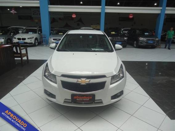 Chevrolet Cruze Lt 1.8 4p Flex Automatico
