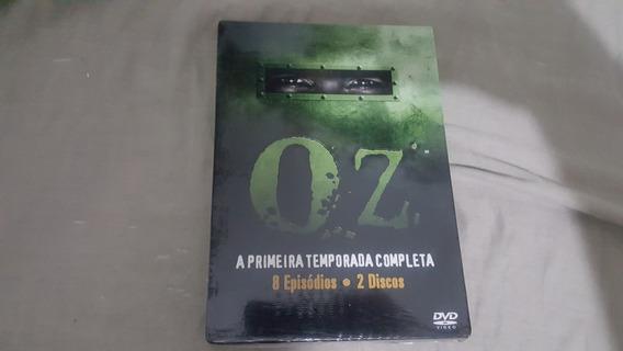 Oz A Primeira Temporada Completa 2 Discos Novo Lacrado