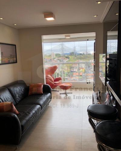 Imagem 1 de 30 de Apartamento De 58m² 2 Dormitórios Vila São Francisco - Ap15020 - 69947493