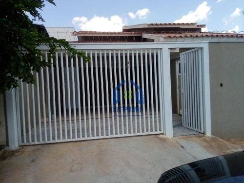 Casa Com 3 Dormitórios À Venda, 120 M² Por R$ 395.000 - São Deocleciano - São José Do Rio Preto/sp - Ca2649