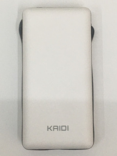 Power Bank Kaidi 20.000mah 3 Saidas Para Samsung Galaxy Fold
