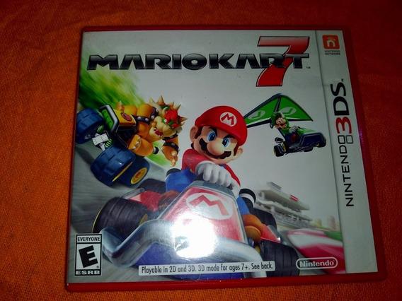 Mario Kart 3ds Americano Frete Gratis