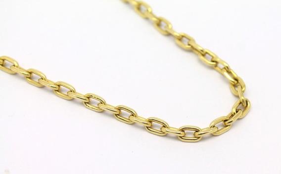 Corrente Do Ouro Malha Coleção Cartier