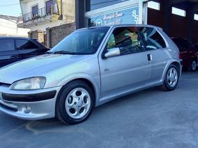 Peugeot 106 Quick Silver 1.4 Nafta Año 2001 Financio -dasaut