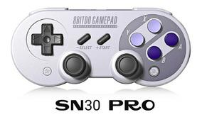 8bitdo, Snes30, Controle Bluetooth 8bitdo, Pronta Entrega.
