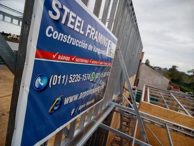 Steel Framing Construcciones (construcción En Seco)