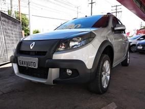 Renault Sandero Stepway Sandero Stepway Hi-flex 1.6 16v 5p