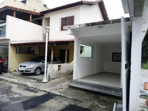 Rancho Novo/n. Iguaçu - Casa Condomínio 2 Quartos, Garagem, Piscina, Churrasqueira - Ca00599 - 33779489