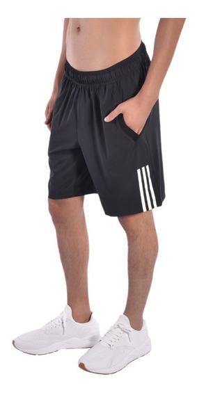 adidas Short Hombre Ai0731 Negr/blanc