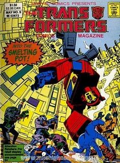 Transformers : Generación 1 Cómics Digital Español