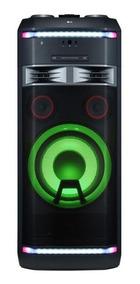 System Lg Torre Xboom Ok99, 1.650w Rms - Bluetooth