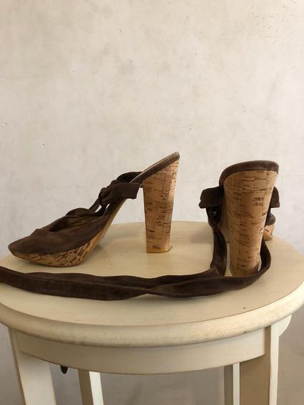 Zapatos De Mujer Con Taco Madera - Aldo
