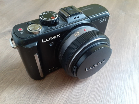 Camera Gf1 Panasonic Lumix M43