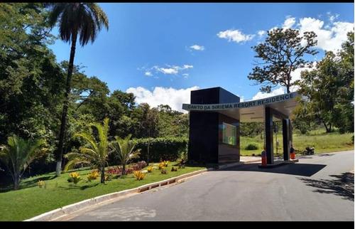 Lote A Venda No Condominio Canto Da Siriema Resort Residence Estuda Permuta - 3859