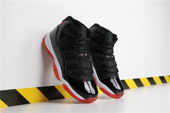 Zapatillas Nike Air Jordan 11 retro Bred 36-46